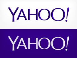 Yahoo's new logo, September 2013.